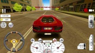 Real Driving 3D Lamborghini Aventador