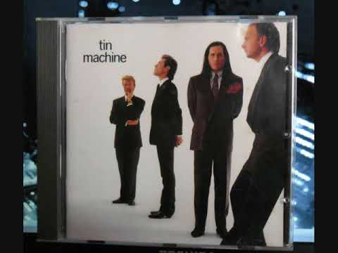 Tin Machine : Crack City (Lyrics)