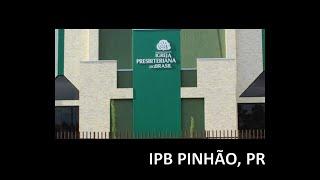 ESCOLA BÍBLICA DOMINICAL - IPB PINHÃO (29-03-2020)