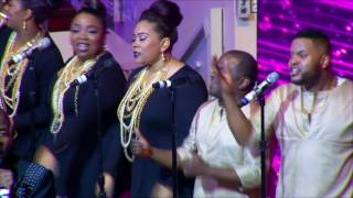 Ricky Dillard & New G - I Survived It (LIVE VIDEO)