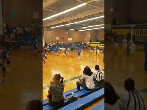 Eisenhower Middle School vs Argentine Middle School