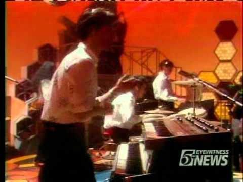 Yellow Magic Orchestra  Firecracker Soul Train 1980