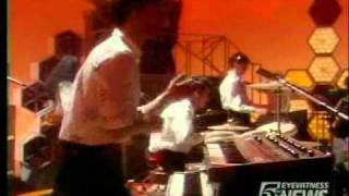 Yellow Magic Orchestra - Firecracker (Soul Train 1980)