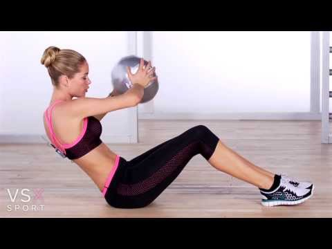 Want Supermodel abs? Try these workouts with Doutzen Kroes