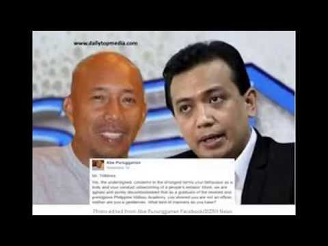 Retired Major General reveals connection between Magdalo of Sen. Trillanes and Maute Group