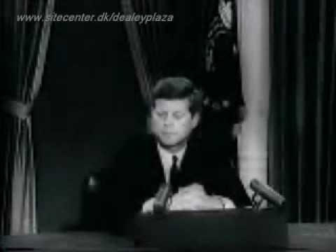 September 30, 1962 - President John F. Kennedy