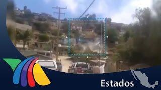 Deslizamiento de tierra afecta 19 casas en Tijuana | Noticias de Baja California