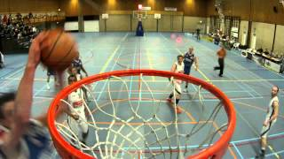 Heren 1 Binnenland vs Cangeroes Final Four Halve Finale