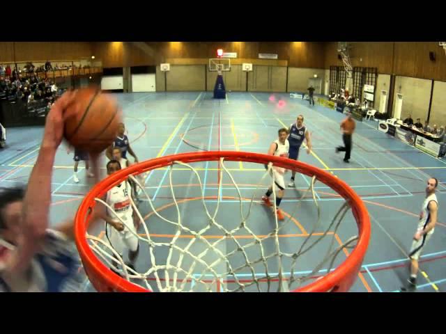 Heren 1 Binnenland vs Cangeroes Final Four Halve Finale