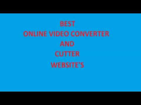 Best Free Online Video Converter and Cutter