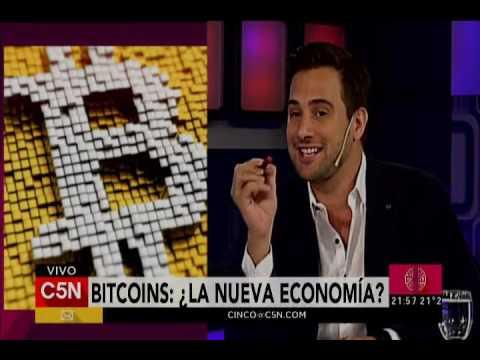 C5N - Economía: Bitcoins, ¿la nueva economía?