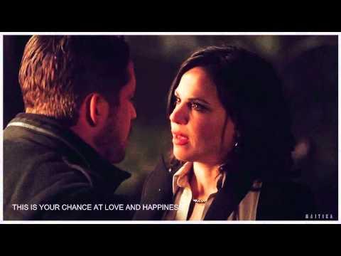 Regina & Robin   Don't give me up