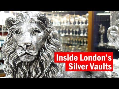 London's Silver Vaults | City Secrets | Time Out London