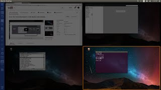 Linux Tip | Using Workspaces in the Ubuntu Unity Desktop.