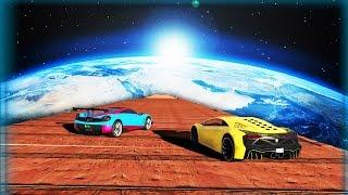 GTA 5 Online - THE LONGEST RAMP! GTA 5 Online Gameplay (GTA 5 Funny Moments Gameplay)