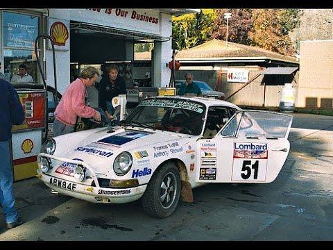 Tuthill Porsche Wins London To Sydney Rally