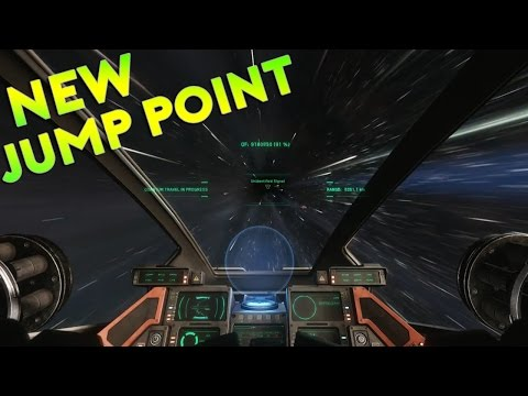 Star Citizen Alpha 2.6 | NEW JUMP POINT | Part 327 (Star Citizen 2017 PC Gameplay)