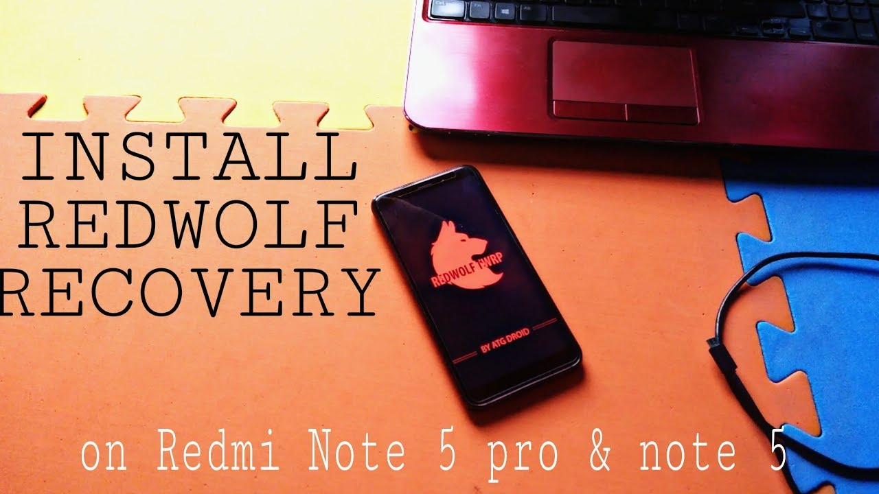 How to Install TWRP & Redwolf Custom Recovery on any Android