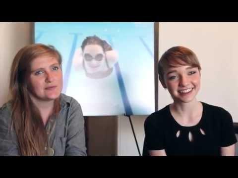 TIFF 14: Wet Bum director Lindsay Mackay & actress Julia Sarah Stone