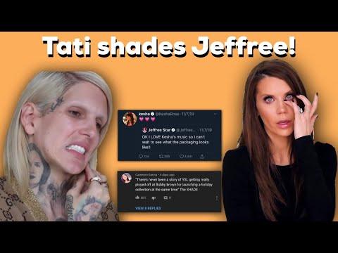 JEFFREE STAR CANCELS TATI AND KESHA! THE CHISME! thumbnail