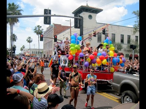 Tampa Pride Parade  2017   Photo Impressions