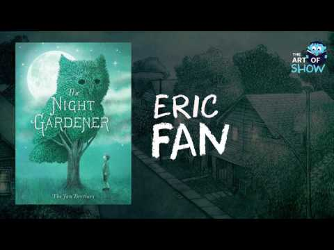 Flying with Astronauts and Gardening at Night with Eric Fan