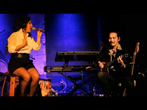 Bebel Gilberto Ft. Marcelo D2 Live at City Winery 2011