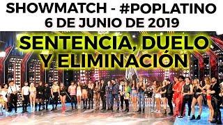 showmatch-sperbailando-programa-06-06-19-sentencia-duelo-y-eliminacin-de-poplatino