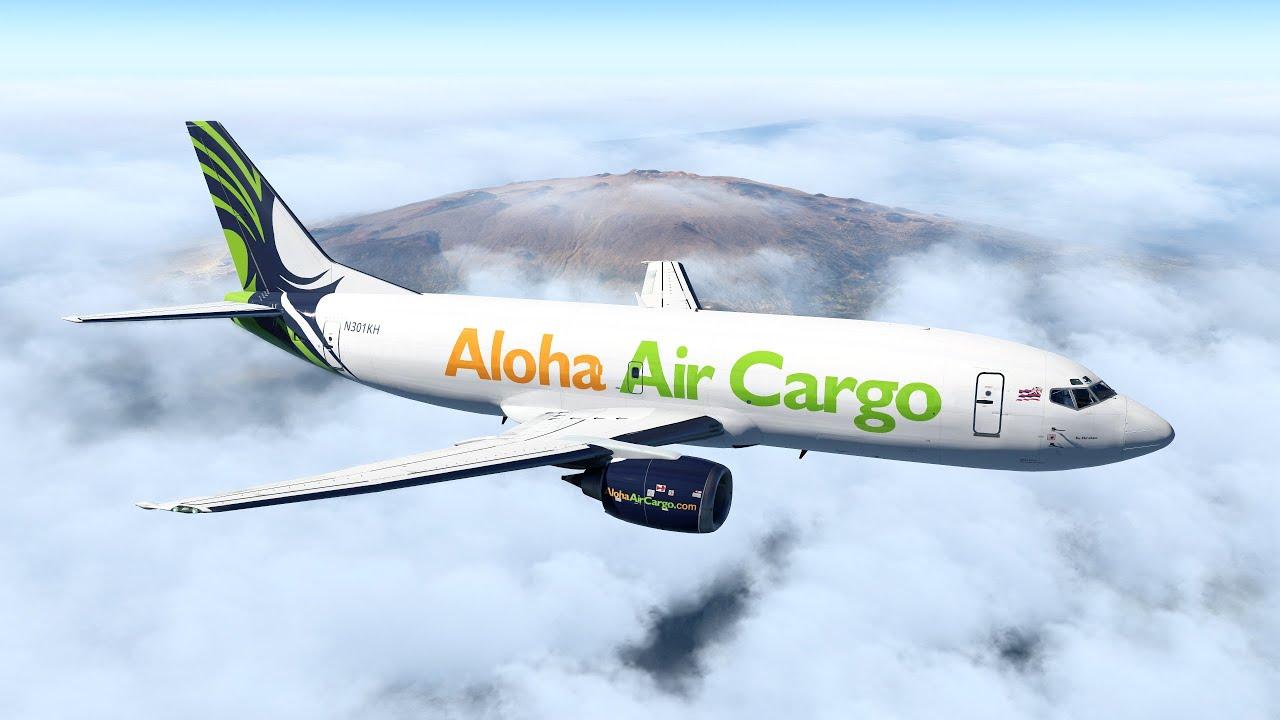 193 8 MB] XP11 | PHTO (Hilo) - PHNL (Honolulu) | IXEG 737