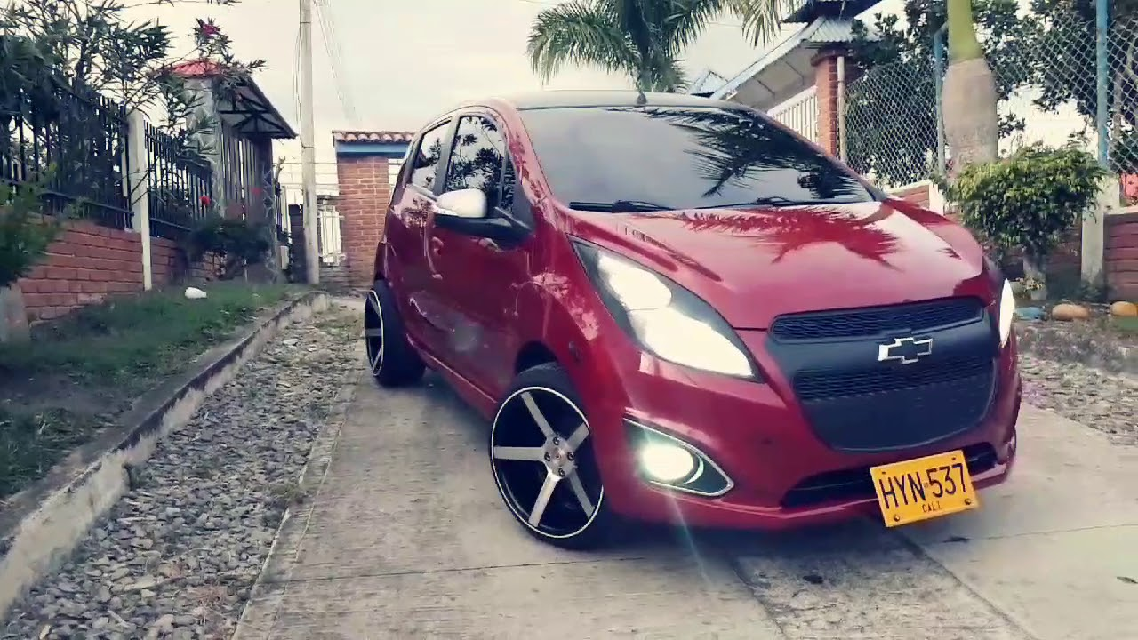 Chevrolet Spark Gt 2020 Chile