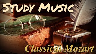Classical Music For Studying | Mozart For Concentration | Study Music