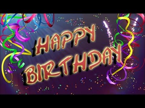 Happy Birthday (Rock Guitar Version)