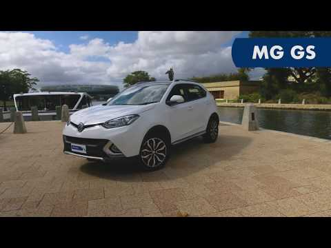 Take the new MG GS for a Zoom Test Drive