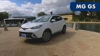 Zoom Test Drive | MG GS