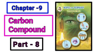 Part-8 ch-9th carbon compound science class 10th new syllabus maharashtra board || IUPAC NAME ||