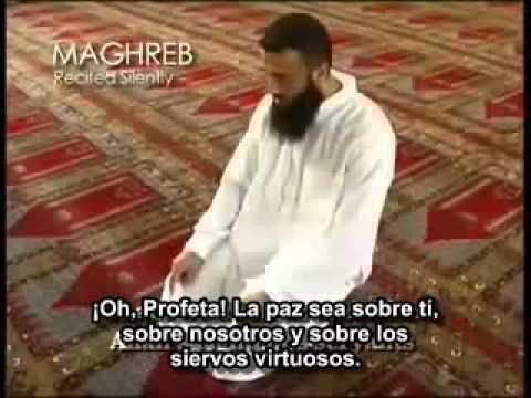 Como rezar(Islam) Parte 4/5 Maghreb Español