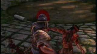 Deadliest Warrior The Game: Character Finishes