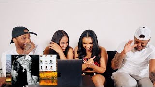 REACTING TO OLD PHOTOS OF OUR EXES WITH OUR GIRLFRIENDS!!!!