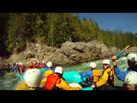 Wells Gray Provincial Park, BC: Plane Tour, River Raft, Boat Tour, and Waterfalls!