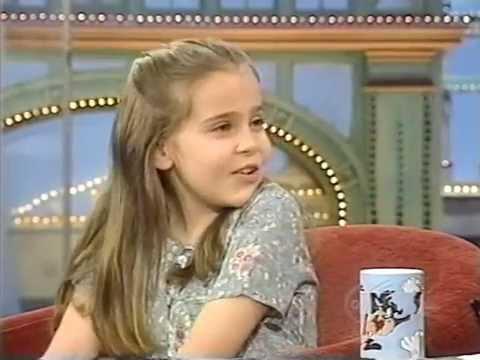 Mae Whitman  1998.  Age 9