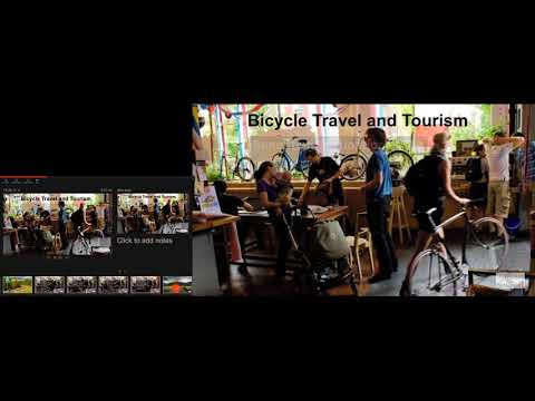 How Your Can Community Benefit from Bicycle Travel and Tourism Promotion