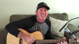 Jason Aldean - Drowns The Whiskey (Cover by Clayton Smalley) Video