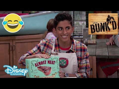 Bunk'd | SNEAK PEEK Season 3 - New Camp Lunches