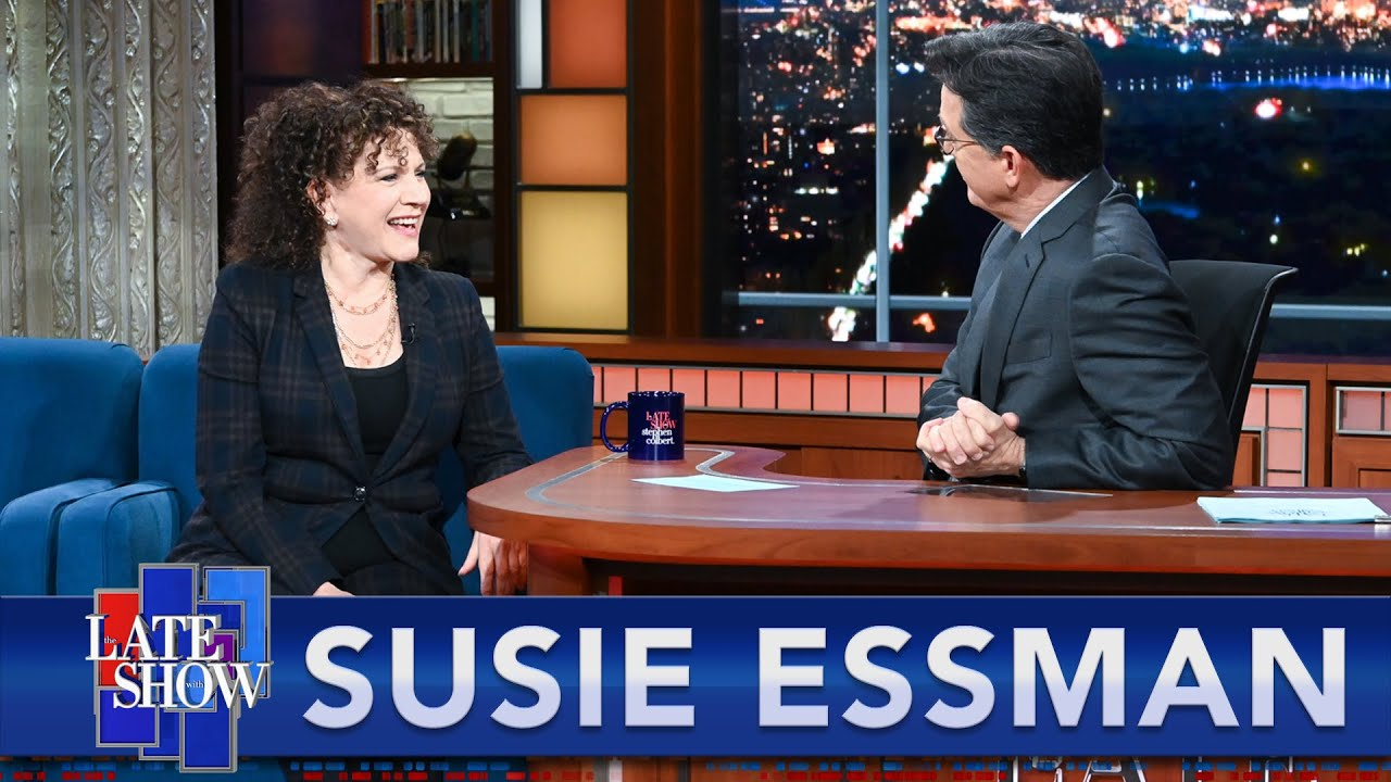 """Download """"Larry David Never Figured Out How To Pander To An Audience"""" - Susie Essman"""