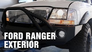 2000 Ford Ranger Overhaul Pt 2, 2017 Land Rover Discovery, Motorz #92