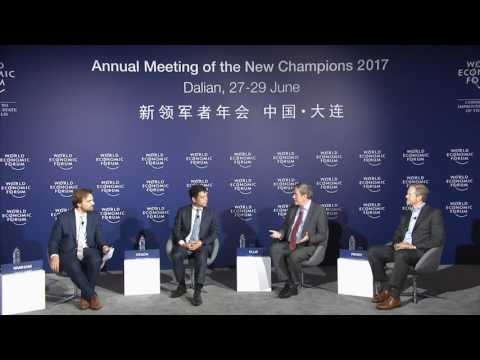 China 2017 - Press Conference: Presenting the 2017 Technology Pioneers