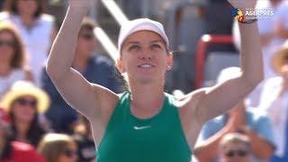 Victorie la Montreal, Simona Halep rămâne lider mondial WTA