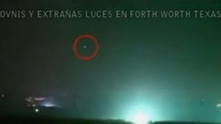 Ufos attack U.S. military base for hours,5/21/2011, Fort Worth, TX.