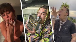 Lil Pump | Funny MOMENTS 😂😂😂 (100% IMPOSSIBLE)