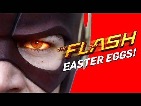 """The Flash Episode 23 """"Fast Enough"""" Review & Easter Eggs (Killer Frost, Jay Garrick, Rip Hunter)"""